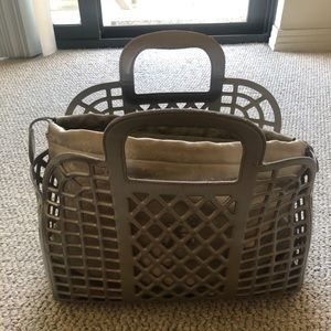Louis Vuitton Collectors Jelly Monogram Tote Bag